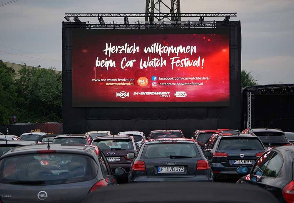 Autokino Mannheim 2021