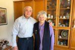 Weinheim: Ehepaar Große feiert Eiserne Hochzeit