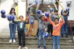 Bewegung im Frühling: Erneute Förderung des Lernmobils  über die Gesellschaft für Sportförderung (GFS)