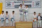 6-Mal Platz 1 für das 1. Viernheimer Karate Dojo e.V.