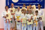 Erfolgreiche Gürtelprüfung beim 1. Viernheimer Karate Dojo e.V.