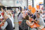 Hüttenfeld:  Tag der offenen Tür bei der Feuerwehr – viele Besucher