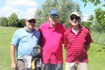 Golfclub Heddesheim: Seniors Captain des GC Heddesheim trifft Pressevertreter