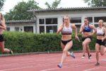 TSV-Leichtathleten trotzen schwierigen Bedingungen – Veranstaltungsrekord für U20-Staffel
