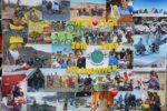 Stefanie Huber und Andreas Starker die Weltumradler sind zurück in Viernheim und wurden begrüßt