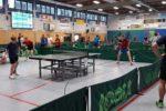 TSV Amicitia Viernheim Tischtennis blickt auf ein erfolgreiches Turnier zurück