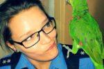 Heppenheim: Polizeieinsatz mit tierischem Ausgang