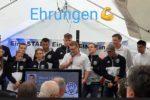 Viernheim: SRC Viernheim stellt den Regionalliga Kader 2019 vor – Ehrung der erfolgreichen DM-Teilnehmer
