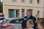 Im Rahmen der Schulwegsicherung wurden Radarkontrollen durchgeführt