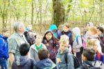 Viernheim: Fröbel-Juniorförster auf der Suche nach Tierspuren
