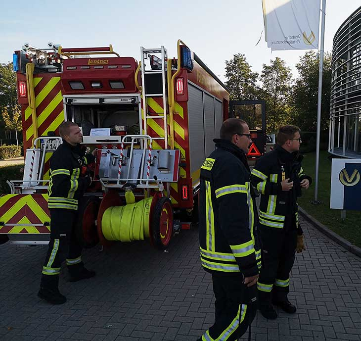 Feuerwehreinsatz Lampertheim Heute