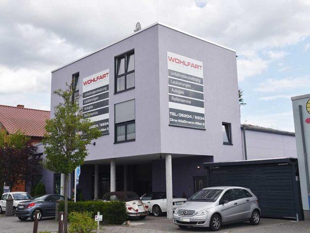 Geschäftsleben: Firma Walter und Sebastian Wohlfart GbR kann auf 25 erfolgreiche Jahre zurückblicken