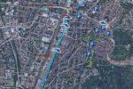 Weinheim: Viele Wege in die Innenstadt
