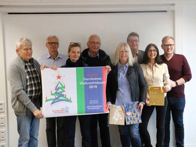 Viernheim: WUFV startet Weihnachtsbaum-Aktion