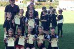 Viernheim/Lampertheim: TSV-Leichtathleten überzeugen zum Saisonabschluss – Drei Podestplätze in der Kinderleichtathletik