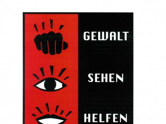 Stadt Viernheim /Land Hessen: GEWALT – SEHEN – HELFEN