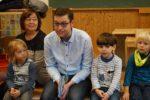 Viernheim: Vorlesetag im AWO Familienzentrum mit prominenten Vorleser
