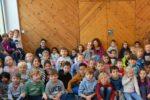 Capitol Kinderthaeter gastierte im AWO Familienzentrum