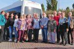 Viernheim: Partnerschaftsverein Haldensleben und Mitarbeiterinnen des Kulturamtes zu Besuch in Viernheim