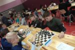 Die Schach AGs der AMS und AVH Viernheim nehmen erfolgreich am  Hessischen Schulschach Pokal in Bad Hersfeld teil