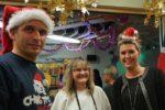 CdG Nikolausfeier war gut besucht – Prinzessin Melanie I. las eine Weihnachtsgeschichte vor