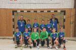 Männliche D-Jugendhandballer des TSV Amicitia Viernheim erobern Tabellenführung zurück