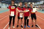 TV und TSV Amicitia gemeinsam am Start – Viernheimer Leichtathleten bei den Landesmeisterschaften