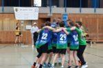 TSV/ Amicitia Viernheim  D-Jugendhandballer feiern hart umkämpften Auswärtssieg
