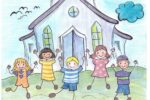 Katholische Kirche Viernheim: Einladung zum Kindergottesdienst