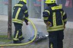 Viernheim: Feuer in der Innenstadt- keine Verletzten