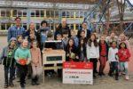Viernheim: Fröbelschüler werden zu Hobbygärtner – Sparkassenstiftung Starkenburg unterstützt das Projekt