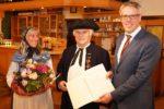 Kreis Bergstraße: Kaffenberger erhält höchste Auszeichnung