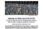 Frühlings-Radbasar am 21. März