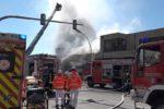 Heppenheim: Hoher Schaden nach Brand in der Bergsträßer Winzergenossenschaft