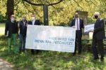 """Weinheim: """"Warmer Regen"""" für den Alten Friedhof"""
