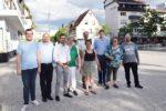 """""""Karstadt gehört zu Viernheim"""" – Betriebsräte, ver.di und DGB: Solidarisch für den Erhalt der Arbeitsplätze"""