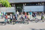 TiB veranstaltet eine Fahrradtour zum Karlstern – Spiel und Spaß stand auf dem Programm
