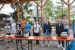 """Outdoor-Koch-Challenge der Jugendförderung der Stadt Viernheim – Die """"Jungköche"""" kochten ein Dreigängemenue"""