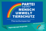 Tierschutzpartei gründet Regionalgruppe Bergstraße