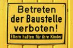 """Oft kein Händewaschen, keine Masken, kein Abstand: """"Corona-Disziplin"""" auf dem Bau im Kreis Bergstraße sinkt"""