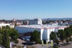 """""""INDOOR SKYDIVING"""" soll auf dem früheren Bauhaus-Gelände eröffnet werden"""
