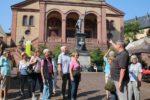 Durch Weinheims spannende Geschichte – Wöchentlichen Freitagsführungen durch die Altstadt auch am 7. August – Start und Ziel am Marktplatz