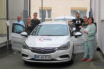 Herzlich willkommen ! – Neue Bundesfreiwillige und ein neues Fahrzeug bei der AWO Viernheim