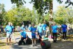 15. Freiwilligentag im Zeichen von Corona – Landrat Christian Engelhardt bei zwei Projekten dabei