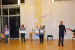 evi – gemeinsam evangelisch in Viernheim – neuer Name Gemeindebrief und Gewinnübergabe