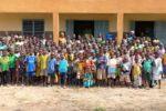 Freudige Gesichter in hellen Räumen – Focus e. V. baut neue Schule im Dorf Kiéré