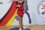 Bronze für Vanessa Braun bei der Deutschen Meisterschaft Kür in Rollkunstlauf