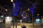 Der beleuchtete Märchenweg in der Viernheim City sorgt für weihnachtliche Stimmung