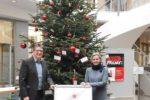 Startschuss WUFV Weihnachtsbaum-Aktion