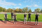 Weltrekord mit der Zweisprung-Mannschaft – TSV-Leichtathletinnen überraschen in alternativer Disziplin